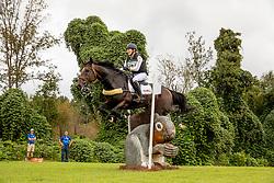 De Liedekerke-Meier Lara, BEL, Alpaga d'Arville<br /> World Equestrian Games - Tryon 2018<br /> © Hippo Foto - Stefan Lafrentz<br /> 15/09/2018