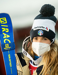Marta Bassino (ITA) during 2nd Run of Ladies' Giant Slalom at 57th Golden Fox event at Audi FIS Ski World Cup 2020/21, on January 16, 2021 in Podkoren, Kranjska Gora, Slovenia. Photo by Vid Ponikvar / Sportida