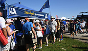 The first full day at the Spirit of St. Louis Airshow & STEM Expo at the Spirit of St. Louis Airport in Chesterfield. <br /> Photo by Tim Vizer/Spirit of St. Louis Airshow