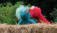 The Muppets at the White House Kitchen Garden in on October 6, 2016<br /> <br /> Photo by Dennis Brack