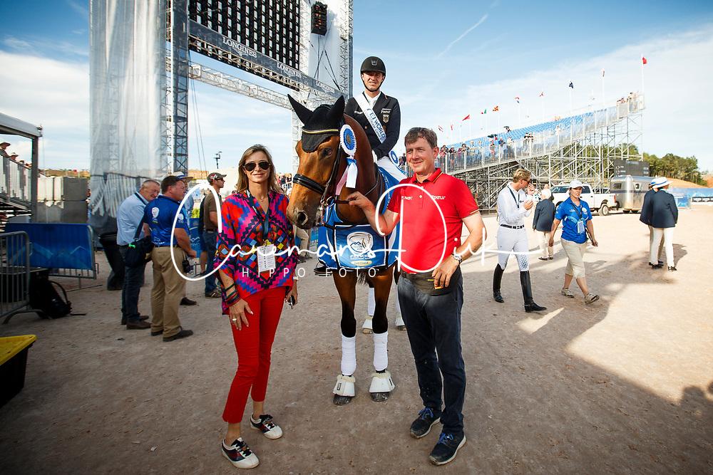Rothenberger Soneke, GER, Cosmo 59<br /> World Equestrian Games - Tryon 2018<br /> © Hippo Foto - Sharon Vandeput<br /> 13/09/2018