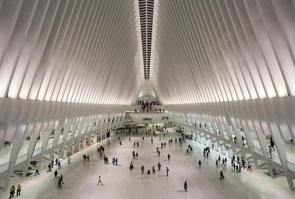 World Trade Center Transportation Hub, New York City