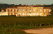 Chateau Laville and vineyards in Sauternes. Run down and In need of renovation
