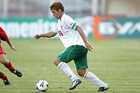 Fotball<br /> Kvalifisering til EM 2004<br /> 10.09.2003<br /> Andorrra v Bulgaria<br /> Foto: Digitalsport<br /> Norway Only<br /> <br /> STILIAN PETROV (BUL)<br /> <br /> PHOTO LAURENT BAHEUX