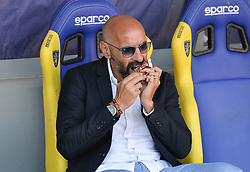 July 20, 2018 - Frosinone, Lazio, Italy - AS Roma Sport Director Ramón Rodríguez Verdejo Monchi during the Pre-Season Friendly match between AS Roma and Avellino at Stadio Benito Stirpe on July 20, 2018 in Frosinone, Italy. (Credit Image: © Silvia Lore/NurPhoto via ZUMA Press)