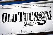 Old Tucson movie studio, Tucson, Arizona USA