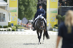 Merkulova, Inessa (RUS), Mister X<br /> Hagen - CDIO Nationenpreis Dressur 2015<br /> Grand Prix Special<br /> © www.sportfotos-lafrentz.de/Stefan Lafrentz