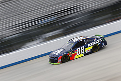 October 5, 2018 - Dover, Delaware, United States of America - Alex Bowman (88)  takes to the track to practice for the Gander Outdoors 400 at Dover International Speedway in Dover, Delaware. (Credit Image: © Justin R. Noe Asp Inc/ASP via ZUMA Wire)