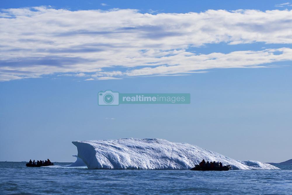 July 21, 2019 - Ice Berg, Nunavut, Canada (Credit Image: © Richard Wear/Design Pics via ZUMA Wire)