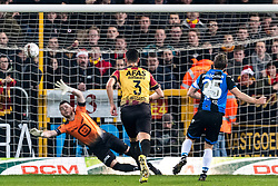 Ruud Vormer of Club Brugge scores a penalty during the Jupiler Pro League match between KV Mechelen and Club Brugge on December 20, 2017 at the AFAS stadium in Mechelen, Belgium.