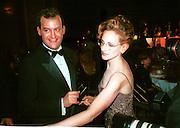 Paul Burrell and Marlee Maitlin. The Princess Ball. Beverly Wilshire Hotel. Beverly Hills. 21 March 1998. © Copyright Photograph by Dafydd Jones 66 Stockwell Park Rd. London SW9 0DA Tel 020 7733 0108 www.dafjones.com