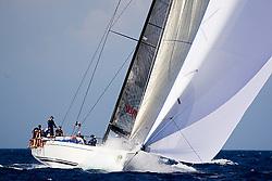 08_019351 © Sander van der Borch. Porto Cervo,  2 September 2008. Maxi Yacht Rolex Cup 2008  (1/ 6 September 2008). Day 1.