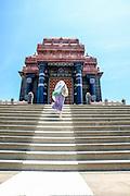 Vivekanand Memorial, Kanyakumari, Tamil Nadu, Southern India