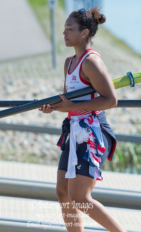 Caversham, United Kingdom,  GBR  W8+. Donna ETIEBET. GBR Rowing, European Championship team announcement, of crews competing in Belgrade, in May. Venue, GBR rowing training base, near Reading,<br /> 09:38:04  Wednesday  14/05/2014<br /> [Mandatory Credit: Peter Spurrier/Intersport<br /> Images]