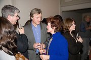 JULIAN BARNES AND PAT KAVANAGH, party to celebrate the 100th issue of Granta magazine ( guest edited by William Boyd.) hosted by Sigrid Rausing and Eric Abraham. Twentieth Century Theatre. Westbourne Gro. London.W11  15 January 2008. -DO NOT ARCHIVE-© Copyright Photograph by Dafydd Jones. 248 Clapham Rd. London SW9 0PZ. Tel 0207 820 0771. www.dafjones.com.