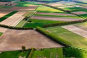 Nederland, Zeeland, Gemeente Sas van Gent, 09-05-2013; Vergaert Seydlitzpolder, tussen  Philippine en Sluiskil.<br /> Polders in Zeeuws-Vlaanderen,  the south-west part of the province of Zeeland.luchtfoto (toeslag op standard tarieven);<br /> aerial photo (additional fee required);<br /> copyright foto/photo Siebe Swart.