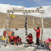 The LTER project is a study of the aquatic and terrestrial ecosystems in the Dry Valleys region of Antarctica. The Dry Valleys represent a region where life approaches its environmental limits, and unlike most other ecosystems, are dominated by microorganisms, mosses, lichens, and relatively few groups of invertebrates; higher forms of life are virtually non-existent.