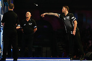 Ross Smith during the Darts World Championship 2018 at Alexandra Palace, London, United Kingdom on 18 December 2018.