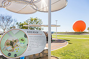 Kids Rock Environmental Play Area at The Great Park In Irvine
