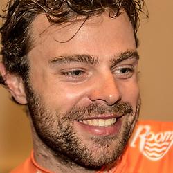 05-01-2018: Wielrennen: Presentatie Team Roompot: Rotterdam. <br />Wouter WIppert