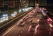 Nederland, A50, Heteren, 17-12-2013 Een drukke avondspits op de A 50. Foto: Flip Franssen/Hollandse Hoogte