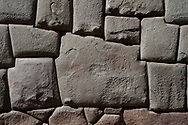 The stone of the twelve angles, one of the most visited point in  Cuzco