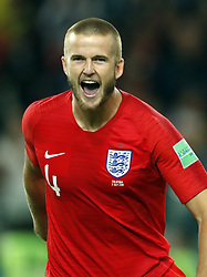 Eric Dier of England during the 2018 FIFA World Cup Russia round of 16 match between Columbia and England at the Spartak stadium  on July 03, 2018 in Moscow, Russia