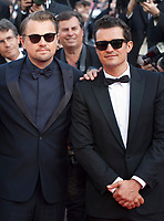 Leonardo DiCaprio and Orlando Bloom at the The Traitor (Il Traditore) gala screening at the 72nd Cannes Film Festival Thursday 23rd May 2019, Cannes, France. Photo credit: Doreen Kennedy