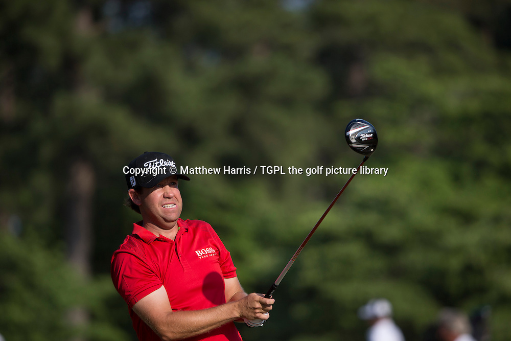Erik COMPTON (USA) during fourth round US Open Championship 2014,Pinehurst No 2,Pinehurst,North Carolina,USA.