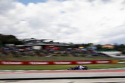 May 13, 2018 - Barcelona, Catalonia, Spain - 28 Brendon Hartley from New Zealand with Scuderia Toro Rosso Honda STR13 during the Spanish Formula One Grand Prix at Circuit de Catalunya on May 13, 2018 in Montmelo, Spain. (Credit Image: © Xavier Bonilla/NurPhoto via ZUMA Press)