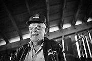 GLASGOW, KY – SEPTEMBER, 2009: Walter Earl Kinslow, 85.