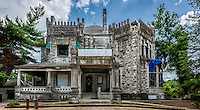 Ashlar Hall in Memphis, TN. Prince Mongo's Castle.