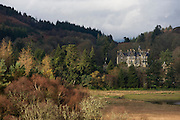 Torosay Castle sits in Scots a Pine forest, Craignure, Isle of Mull, Scotland. Sitting in 12 acres of ornamental gardens, Torosay Castle is a Victorian mansion built in 1858 by the Scottish architect David Bryce. The castle was open to the public but has recentl;y been purchased by an unknown American family. (http://www.torosay.com/index.php?option=com_content&view=article&id=24&Itemid=54).