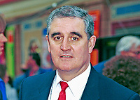 Lew Adams, former general secretary of ASLEF, Currently consultant with a Virgin Group company, 199810002.<br />