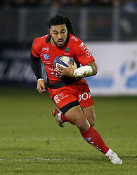 RC Toulon's Ma'a Nonu during the European Rugby Champions Cup, Pool Five match at the Recreation Ground, Bath
