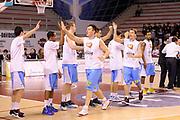 DESCRIZIONE : Ancona Lega A 2011-12 Fabi Shoes Montegranaro Vanoli Braga Cremona<br /> GIOCATORE : team<br /> CATEGORIA : team campagna ci vuole cuore BEFORE<br /> SQUADRA : Vanoli Braga Cremona<br /> EVENTO : Campionato Lega A 2011-2012<br /> GARA : Fabi Shoes Montegranaro Vanoli Braga Cremona<br /> DATA : 21/04/2012<br /> SPORT : Pallacanestro<br /> AUTORE : Agenzia Ciamillo-Castoria/C.De Massis<br /> Galleria : Lega Basket A 2011-2012<br /> Fotonotizia : Ancona Lega A 2011-12 Fabi Shoes Montegranaro Vanoli Braga Cremona<br /> Predefinita :