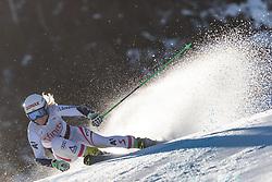 25.11.2017, Killington, USA, FIS Weltcup Ski Alpin, Killington, Riesenslalom, Damen, 1. Durchgang, im Bild Eva-Maria Brem (AUT) // Eva-Maria Brem of Austria during her 1st run of ladie's Giant Slalom of FIS Ski Alpine World Cup in Killington, United Staates on 2017/11/25. EXPA Pictures © 2017, PhotoCredit: EXPA/ Johann Groder