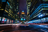 Park Avenue @ Night, Midtown