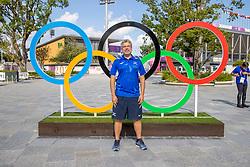 Team Israel, Dr. Amichai Alperovich<br /> Olympic Games Tokyo 2021<br /> © Hippo Foto - Stefan Lafrentz<br /> 31/07/2021