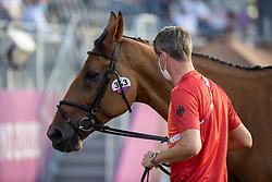 Deusser Daniel, GER, Killer Queen, 343<br /> Olympic Games Tokyo 2021<br /> © Hippo Foto - Dirk Caremans<br /> 31/07/2021