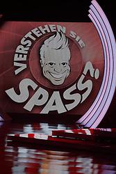 09.03.2013, Rothaus Halle, Friedrichshafen, GER, SWR Unterhaltungsshow, Verstehen Sie Spass, im Bild // during SWR entertainment show 'Verstehen Sie Spass' at the Rothaus Hall, Friedrichshafen, Germany on 2013/03/09. EXPA Pictures © 2013, PhotoCredit: EXPA/ Eibner/ Global..***** ATTENTION - AUSTRIA ONLY *****