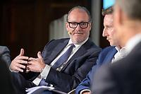 12 SEP 2019, BERLIN/GERMANY:<br /> Lutz Diederichs, CEO BNP Paribas Deutschland, Jahreskonferenz des Wirtschaftsforums der SPD,  The Ritz-Carlton Berlin<br /> IMAGE: 20190912-01-316