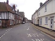 A51P5E Little Walsingham Norfolk England