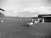 Railway Cup Final, Munster v Leinster..17.03.1961