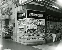 1960 Stores at 6554 Hollywood Blvd.