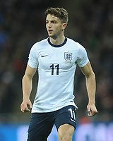 Football - 2013 International Friendly - England vs. Chile<br /> Debut boy Jay Rodriguez - England  at Wembley.<br /> <br /> COLORSPORT/ANDREW COWIEW COWIE