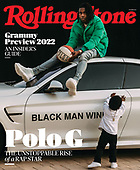 October 06, 2021 - WORLDWIDE: Polo G Covers Rolling Stone Magazine Grammy Preview 2022