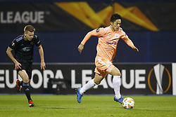 December 13, 2018 - Zagreb, Croatia - ZAGREB, CROATIA - DECEMBER 13 :  Ryota Morioka forward of Anderlecht pictured during the Europa League Group Stage - Group D match between Dinamo Zagreb and Rsc Anderlecht on december 13, 2018 in Zagreb, Croatia, 13/12/2018 (Credit Image: © Panoramic via ZUMA Press)
