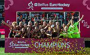 Germany Women v Netherlands Women 250819