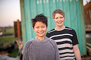 Sook Goh and Roslynn Tellvik are the inventors and owners of RAFT syrups in Portland, Oregon.
